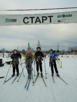 Чемпионат и Первенство Вологодской области по спортивному туризму на лыжных дистанциях